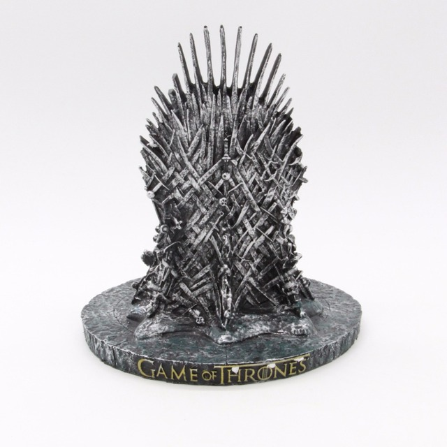 """The Iron Throne Model """"Game of Thrones"""" 2"""