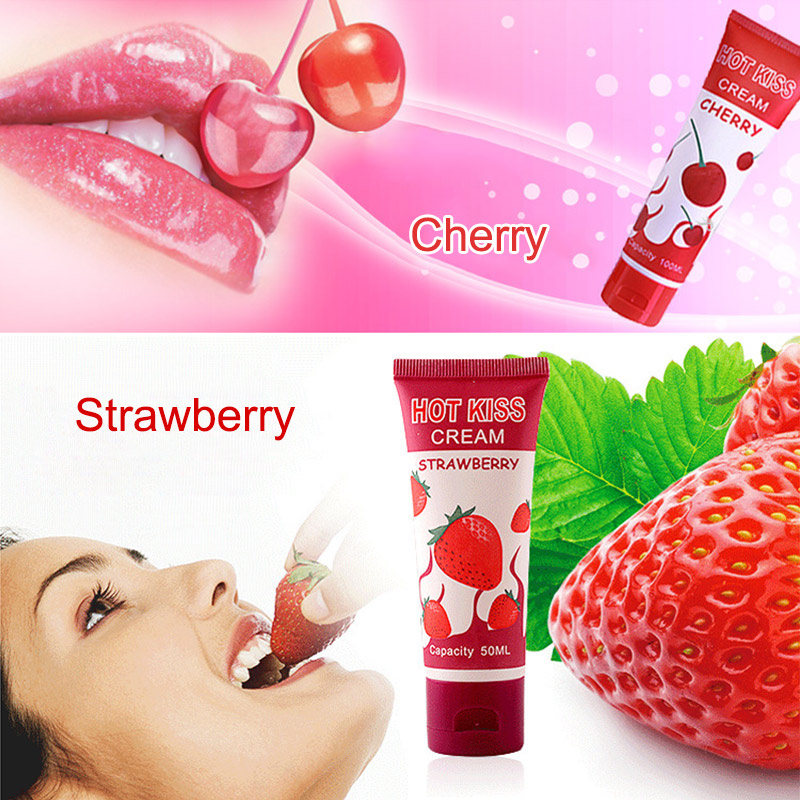 Good Healthy Edible Fruit Flavoured Lubricant Lubricating oil Water-Based Sexual Stimulation Liquid