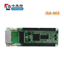 Colorlight i5A-905 controlador de cartão receptor para o aluguer de cor cheia display led módulo