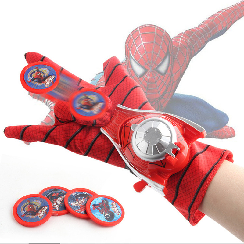 DC Justice League Superhero Spiderman Cosplay Glove with Flashing and Sounding,Kids Toy Spiderman Glove Launcher with 4 Frisbee linguistic diversity and social justice