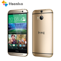 Hot Sale Original HTC One M8 Unlocked GSM WCDMA LTE Quad Core RAM 2GB ROM 32GB