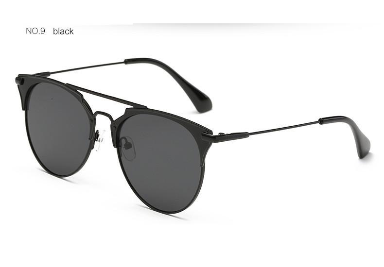 HTB15Fywe2xNTKJjy0Fjq6x6yVXao - Luxury Vintage Round Sunglasses Women Brand Designer 2018 Cat Eye Sunglasses Sun Glasses For Women Female Ladies Sunglass Mirror