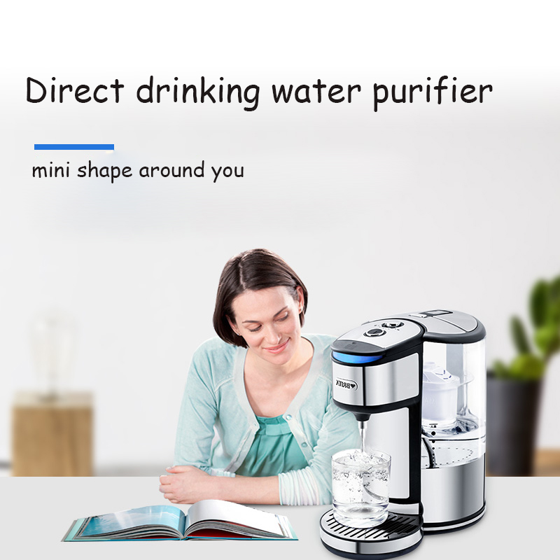 2000w hot water purification home kitchen water filter pot electric drink straight water purifier