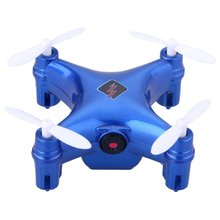 WLtoys Q343 6 Axis Gyro Mini RC Quadcopter w/ Barometer Set Height Hover APP Wifi FPV Quadcopter Drone with 0.3MP Camera