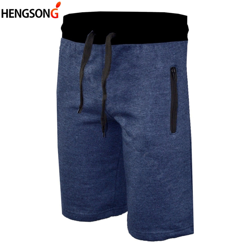 Summer Lace Up Fashion Brand Men Shorts Breathable Male Casual Shorts Comfortable Cool Fitness Shorts 2018 Plus Size