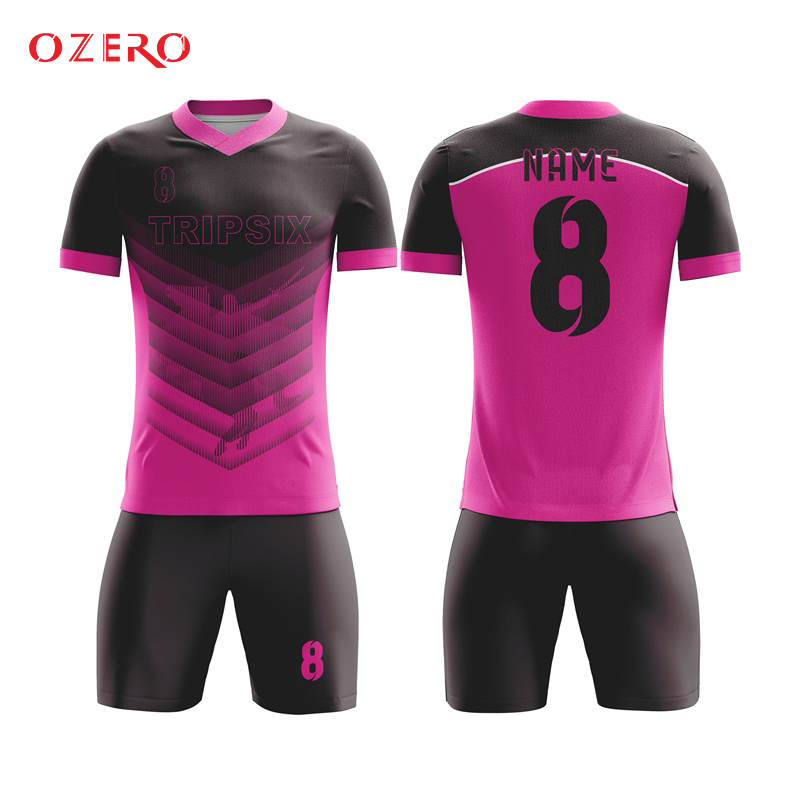 black jersey football