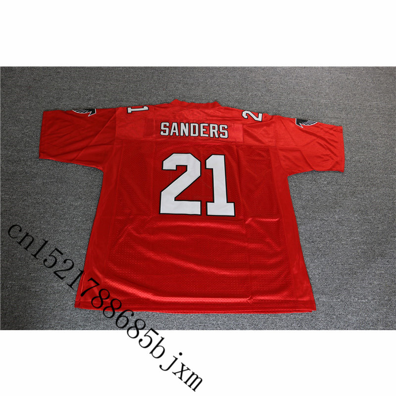 51c4bddd619 Aliexpress.com : Buy Mens Retro Deion Sanders Stitched Name&Number Throwback  Football Jersey Size M 3XL from Reliable jersey sizes suppliers on  RETROJERSEYS ...