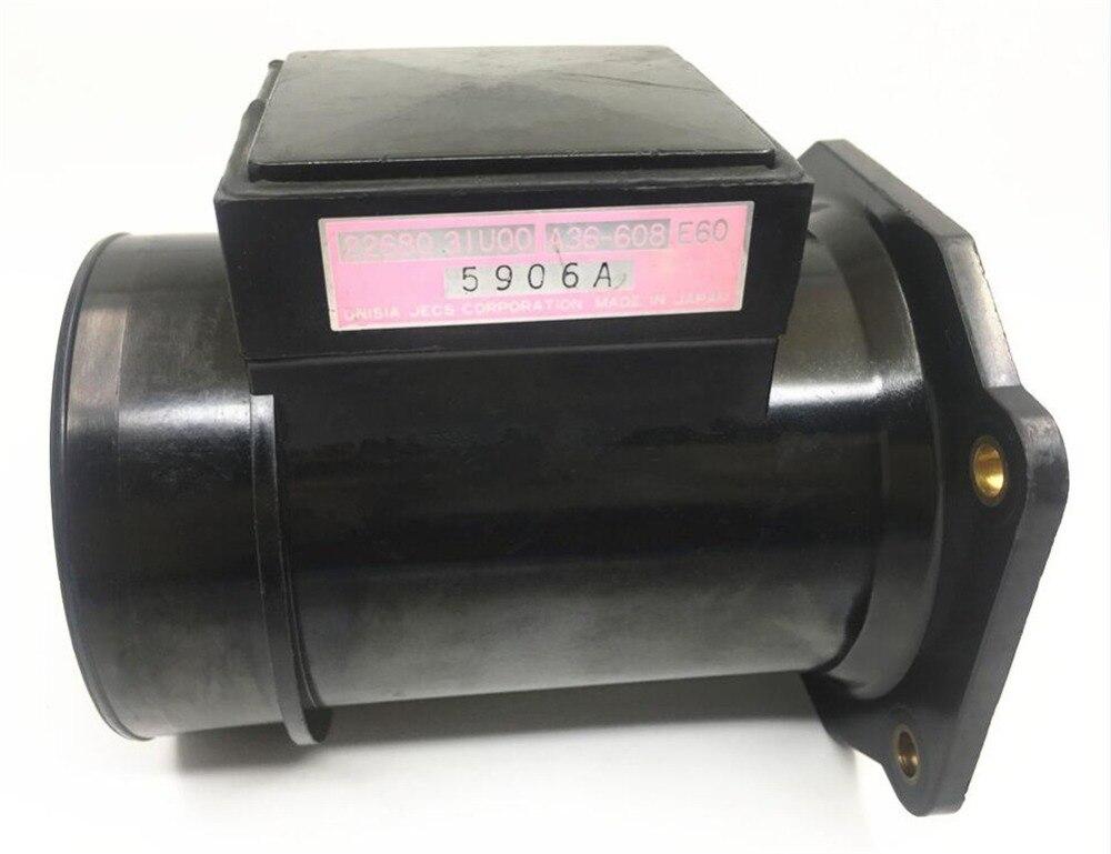 1pc Japan Original Air Flow Meters 22680 31U00 2268031U00 22680 31U05 Auto Sensors Fit for Nissan