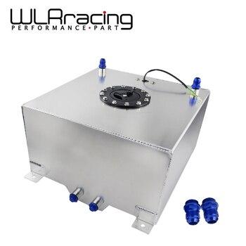 WLR RACING-40L алюминиевый топливный бак с крышкой топливного элемента 40L с датчиком пены внутри WLR-TK40 >> WLR racing Store