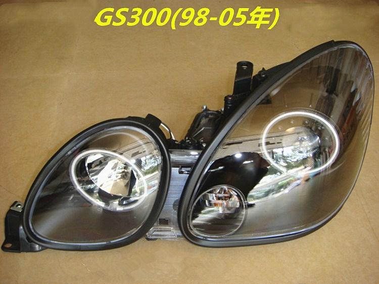 2004 lexus gx470 headlight assembly