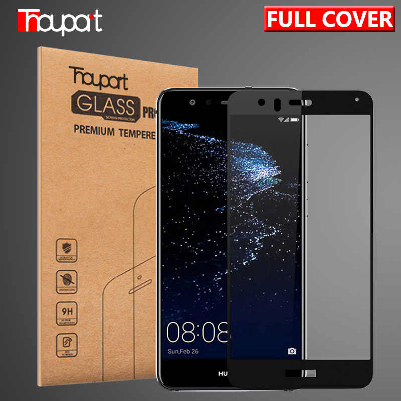 กระจกนิรภัยสำหรับ Huawei P30 Pro P10 Lite ป้องกันฟิล์มสำหรับ Huawei P20 Lite 2019 Huawei P9 lite 2017