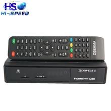 5pcs original Zgemma-star S Zgemma Star S Satellite Receiver with DVB-S2 Tuner Enigma 2 Linux Operate System free shipping