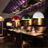 Fashion Brief Modern Pendant Light Restaurant Lamp Dining Room Pendant Light Lamps