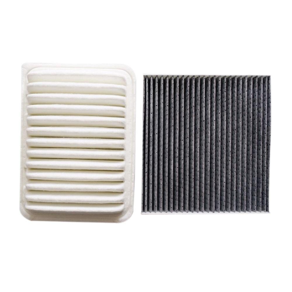 filtro de ar filtro de ar da cabine para toyota corolla scion pontiac oem 17801 21050