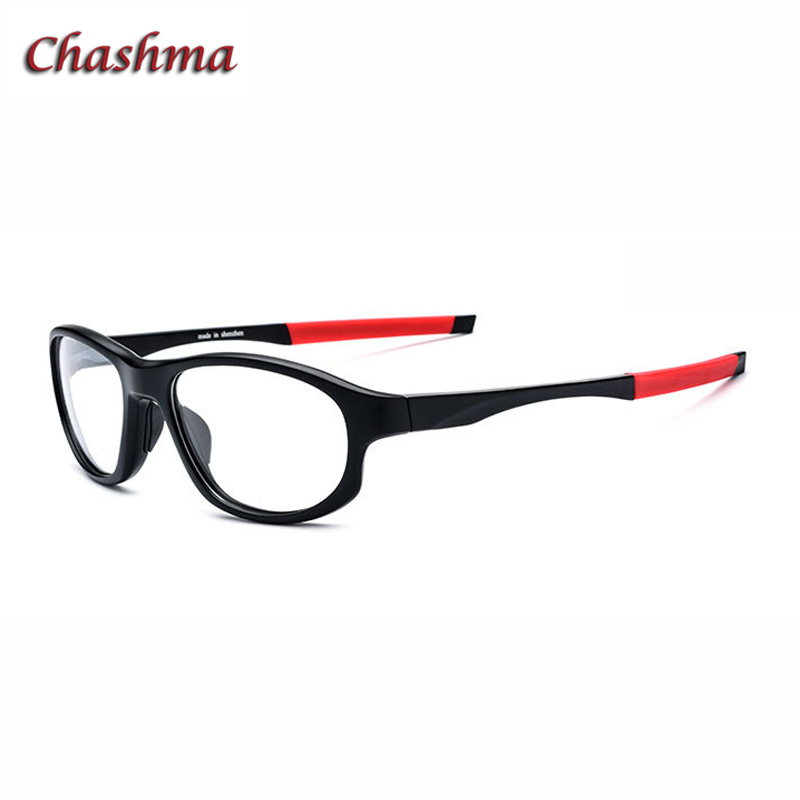 Chashma Brand Men Sports Glasses Frame TR90 Basketball