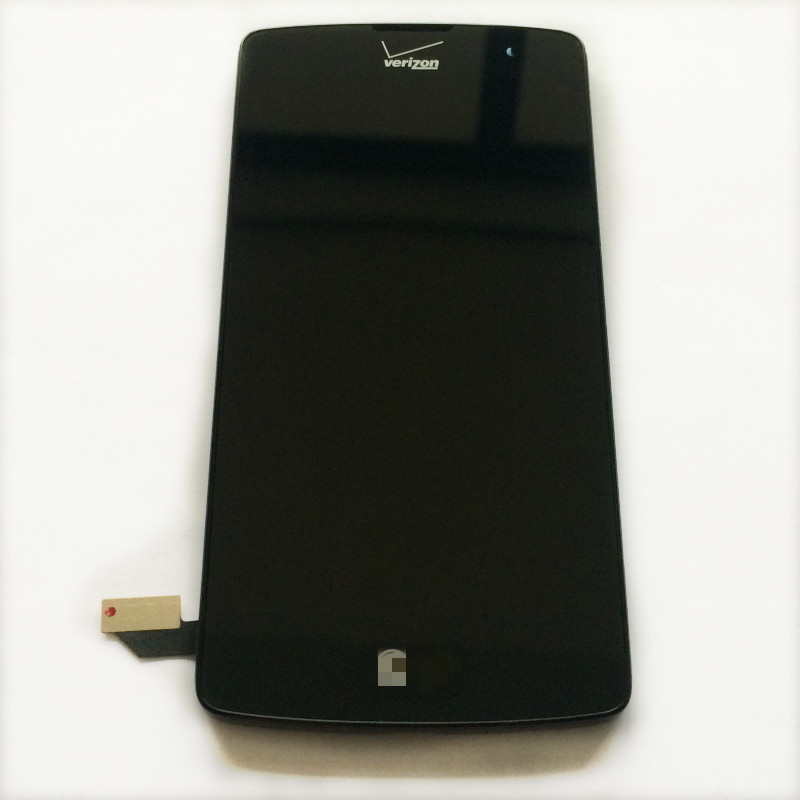 ФОТО For LG VW820 4G LTE Version Black LCD Display + Touch Screen Digitizer Glass + frame Assembly free shipping