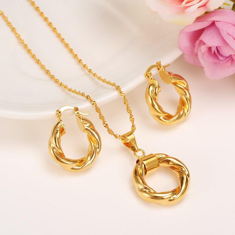 Bangrui 2017 New Big Hoop Earrings Pendant Women's wedding ...