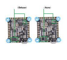 Nieuwe Dual Gyro F7 Vlucht Controller Aio Osd 5V 8V Bec & Black Box Voor Rc Drone Fpv racing Quadcopter Accessoires