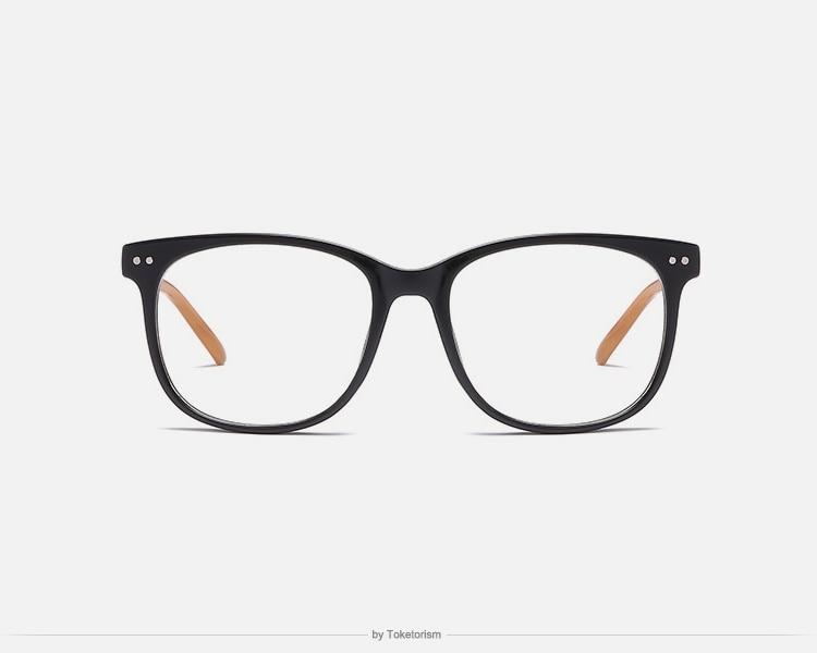 9750941c315e Detail Feedback Questions about Toketorism trendy gradient eyeglass ...