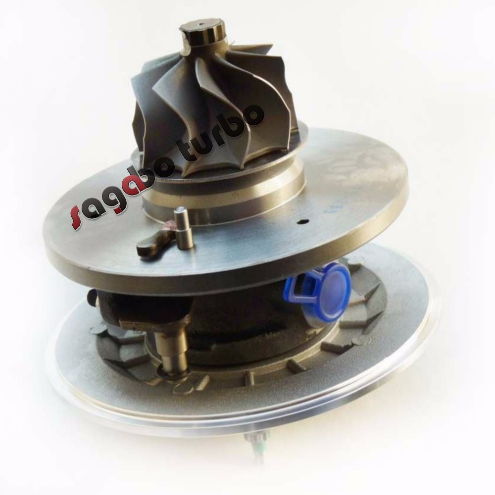 Cartouche Turbo GT2256V 454191 Turbocompresseur chra noyau pour BMW 530D 730D 135Kw 142Kw 3.0L M57 D30