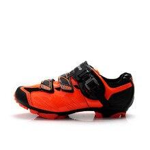 TIEBAO SPD обувь для горного велоспорта мужские велосипедные ботинки уличная горная велосипедная обувь S1407