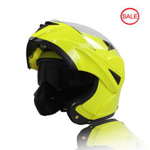 El Envío Gratuito! cascos de moto dual visor modular tirón encima casco de la motocicleta casco de carreras de motocross casco aprobado por el dot