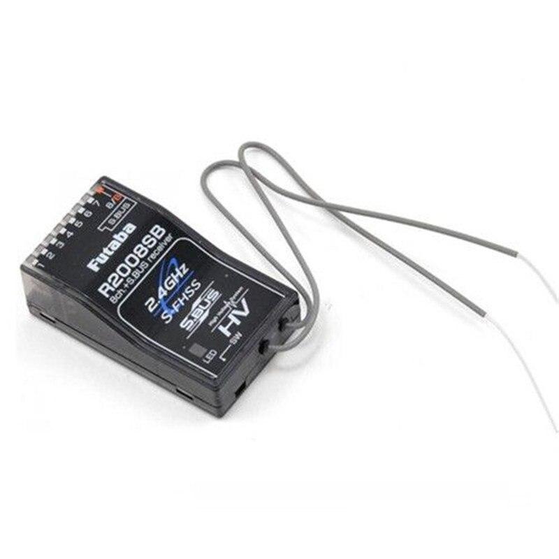 Originele doos Verpakking Futaba R2008SB S. bus 8 Kanaals 2.4 Ghz HV S FHSS Ontvanger voor Futaba T8J T10J T14SG Radio Afstandsbediening-in Onderdelen & accessoires van Speelgoed & Hobbies op  Groep 1