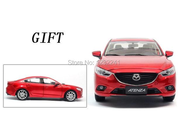 1 pcs/lot Details 1:18 Scale High quality Mazda 6 ATENZA Cast ...