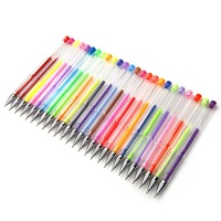 Dainayw 100pcs Set Assorted Sketch Drawing Pen Metallic Pastel Neon Glitter Color Markers Pen For Child Graffiti Art Stationery