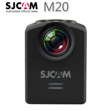 SJCAM M20 Novatek 96660 WiFi 4K Extremely HD 1080P Waterproof 1.5″ LCD Display Wi-fi Sports activities Digicam+Additional Battery+Charger