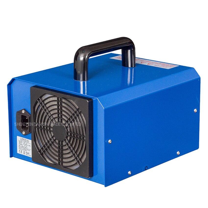 HE-141D formaldehyd 7G generator ozonu domowy komercyjny oczyszczacz ozonu oczyszczanie powietrza i maszyna do sterylizacji
