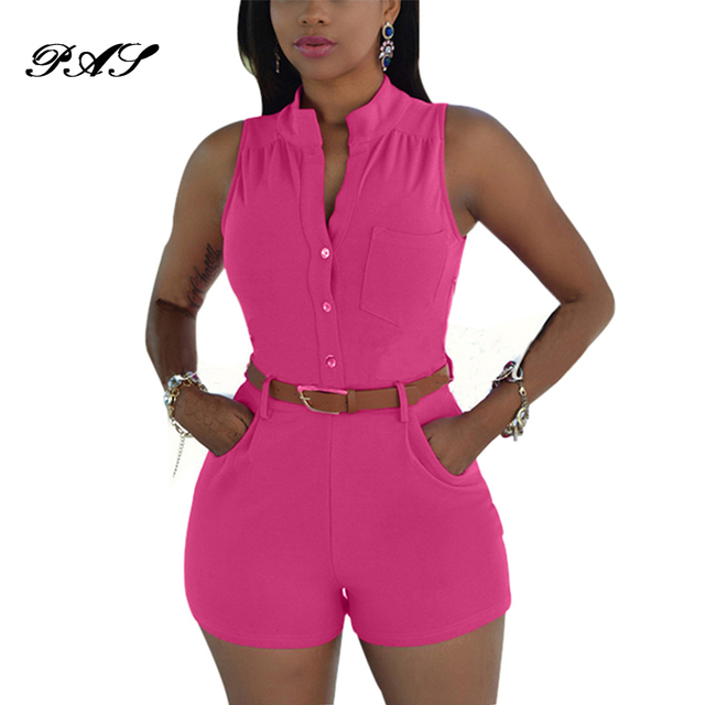 5f5716e7ec1 2018 Sexy Summer bodysuit Women body feminino Bodycon Romper Jumpsuit Club  Bodysuit Short Pants Rompers Ladies