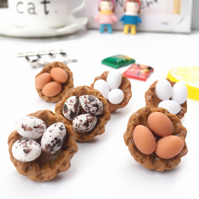 Egg Earrings 1