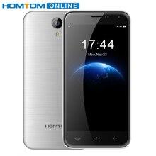 Original HOMTOM HT3 Pro 5.0 Inch HD Screen Smartphone MTK6735P Quad Core Android 5.1 2GB RAM 16GB ROM Mobile Phone