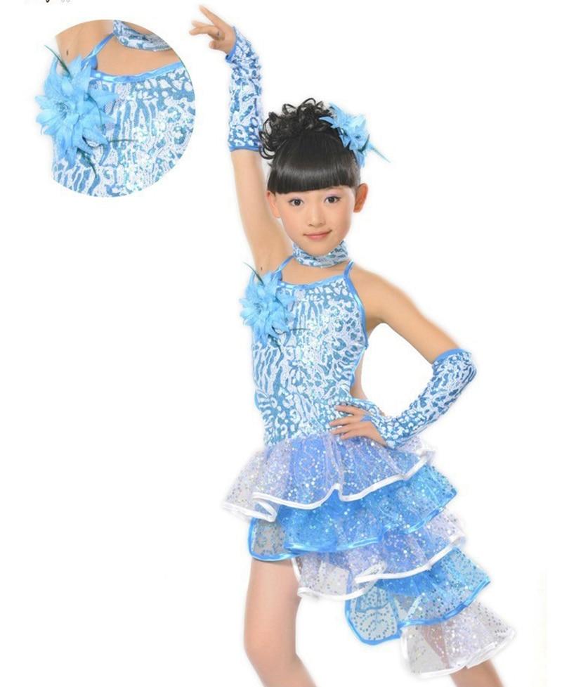 JQ-218 الأسبوع رقص ملابس 4
