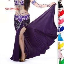 16547d39b946c 2018 Yeni Gelenler Oryantal Dans Etekler Lady hint elbisesi Kadın Oryantal  dans Çingene Etek Dansçılar için