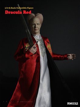 RM032/RM03 For Collection 1/6 Full Set Dracula Red/Dracula Blue Version Action Figure Model for Fans Holiday Gifts фото