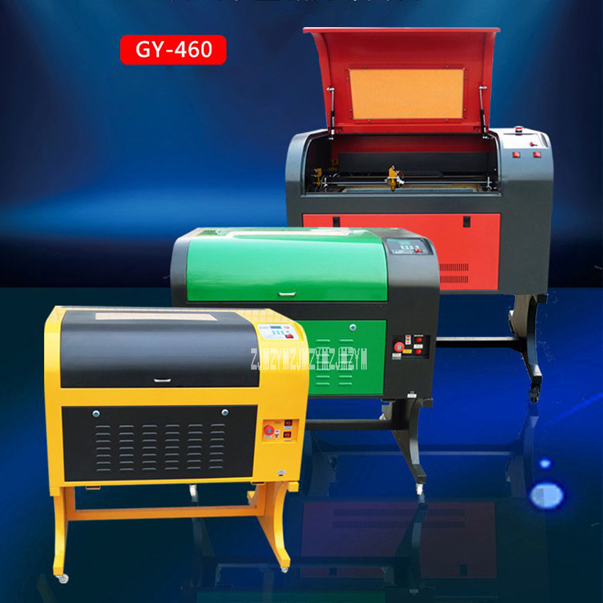 New Arrival GY-460 Laser Engraving 80W 220V/110V Laser Engraver Cutting Machine DIY Laser Cutter Marking Machine,Carving Machine