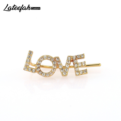 1 pc Custom Earrings 2019 new Fashion Letter with Full CZ Cubic Zircon Stones for Women Girls Party  Jewelry Gold Silver