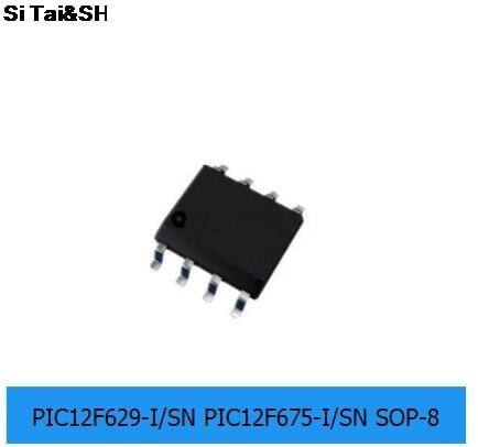 PIC12F629-I/SN PIC12F675-I/SN СОП-8