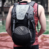 Aosbos Waterproof Basketball Backpack Outdoor Sports Bag Fitness Bags For Men Multifunction Durable Traveling Training Gym