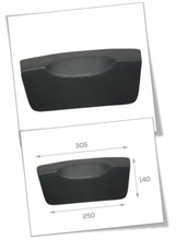 Winer AMC spa hot tub Pillow headrest H38