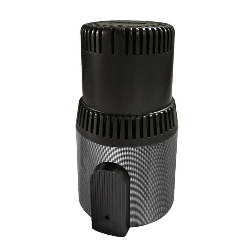 VORCOOL Smart Car Cup Holder Cooler & Warmer Auto Cup Drink Holder Cooling Beverage Drinks Cans for Travel Driving 738w cooling capacity refrigeration compressor r134a suitable for bottle cooler and beverage chiller