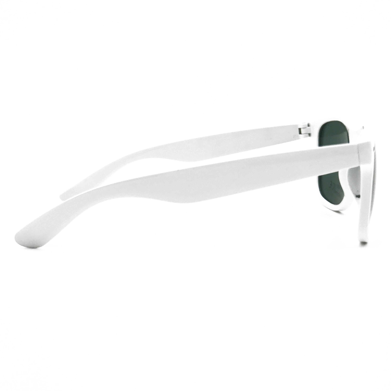 24 Pairs لون واحد للجنسين 80's ريترو شخصية النظارات الشمسية حفلة عيد ميلاد Favors هدايا الزفاف الشاطئ تذكارية للضيوف