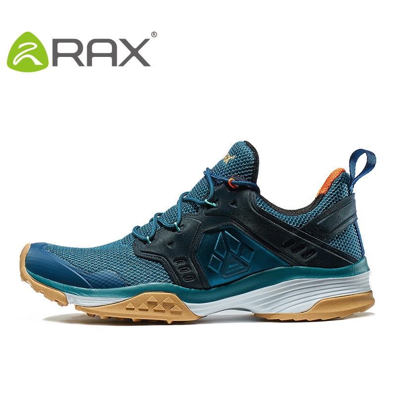 все цены на  2016 Rax Breathable Running Shoes For Men New Women Light Sneakers Trail Running Shoes Men Trainers Outdoor Sport Walking Shoes  онлайн