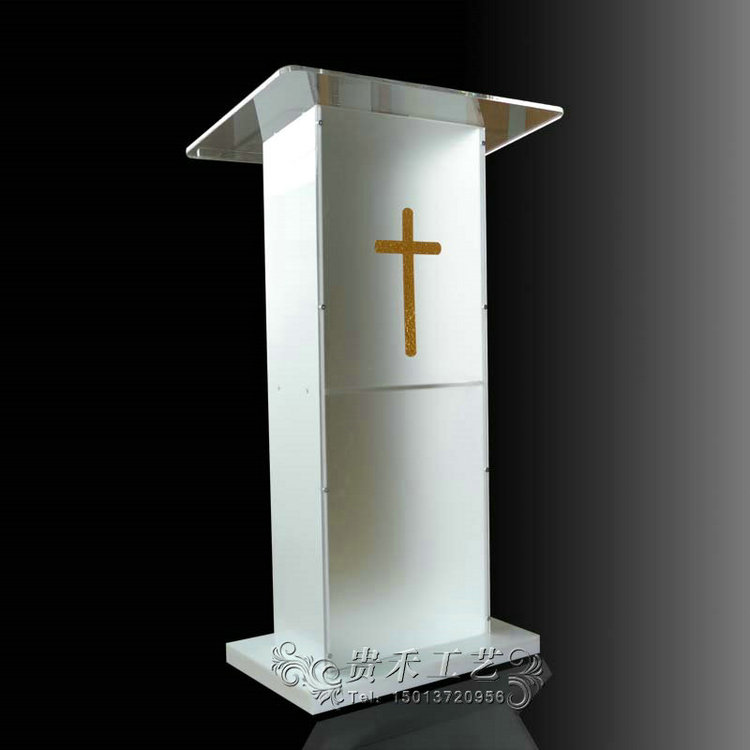Pulpit Furniture Free Shipping Beautiful Sophistication Price Reasonable Cheap Acrylic Podium Pulpit Lectern Acrylic Pulpit