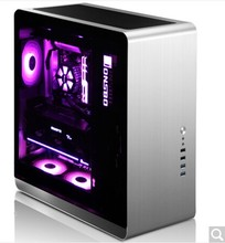 JONSBO UMX4 Middle tower chassis (supports ATX motherboard / all aluminum housing / ATX power / long graphics)