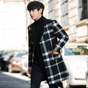Men's cloth coat of new fund o