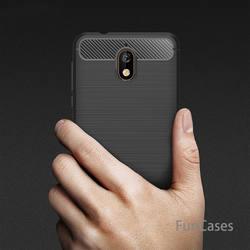 Для Nokia 3,1 чехол роскошные Мягкий чехол из углеродного волокна для Nokia X6 7 Plus 5 6 3 Чехол Coque для Nokia 6,1 2018 чехол принципиально Nokia6.1