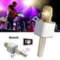 YCDC Беспроводной Микрофон Карманный Партия КТВ караоке Беспроводная Связь Bluetooth Q7 Микрофон Со Спикером для Мобильного Телефона Ноутбук Главная КТВ